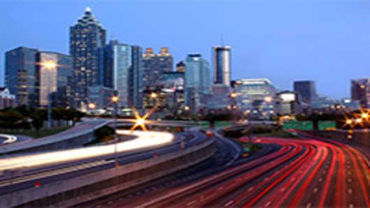 Hotlanta! Atlanta Companies See Spectacular Returns
