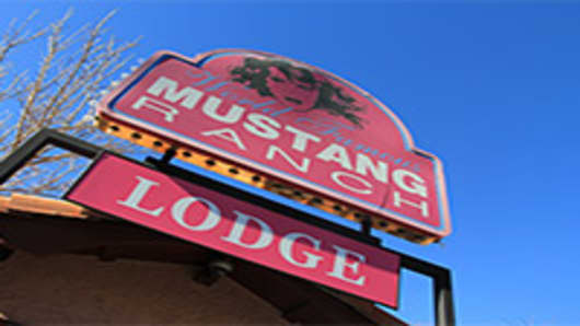 Mustang Ranch, Nevada's Brothel Teetering on 'Cliff'