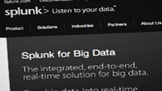 Could the 'Fiscal Cliff' Kill Splunk's Big Data Boom?