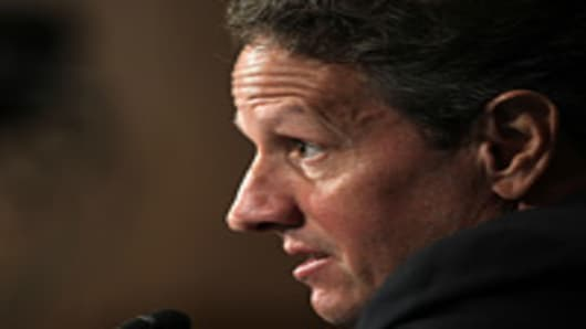 Tim Geithner's Bad Idea on the Debt Ceiling