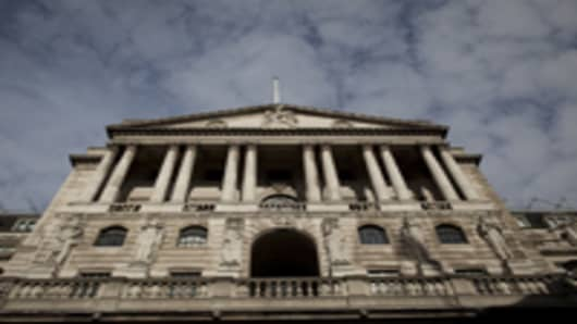 BoE Warns UK Banks May Lack Enough Capital