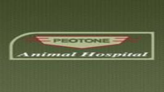 Peotone Animal Hospital logo