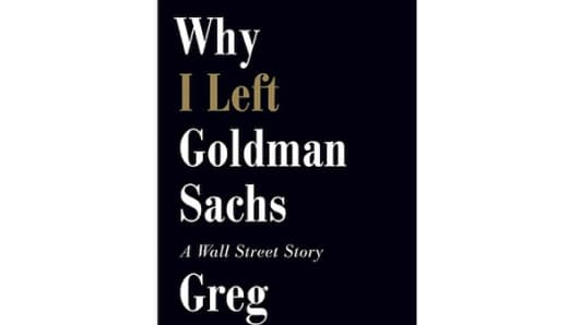 """Why I Left Goldman Sachs"" by Greg Smith"