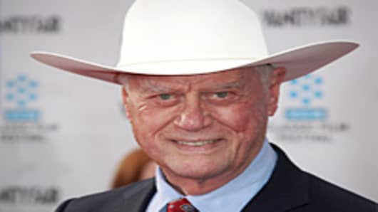 Larry Hagman Dead at 81, Portrayed Notorious TV Billain J.R. Ewing