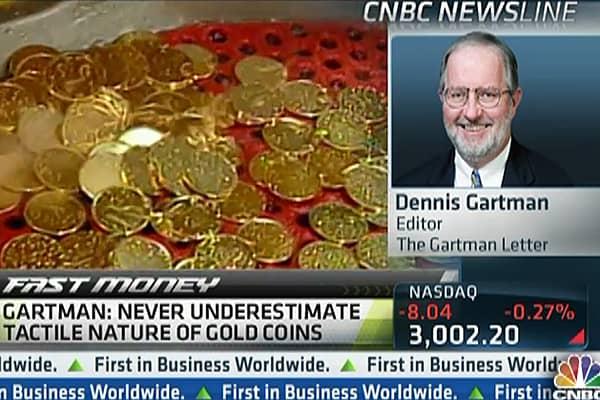 Beware This Gold Trade, Dennis Gartman Says