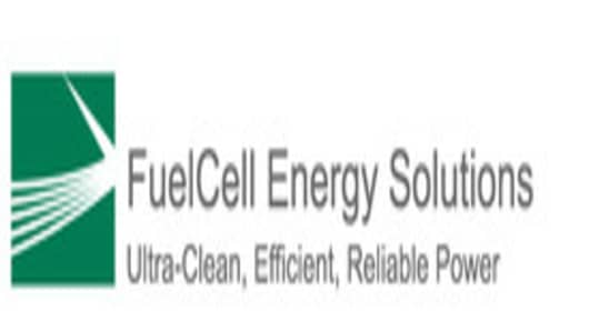 FuelCell Energy Solutions Logo