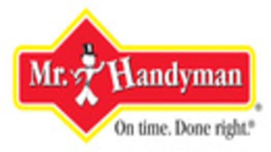Mr Handyman Logo