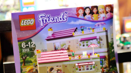 Lego Friends Line