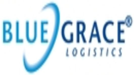 BlueGrace Logistics Logo