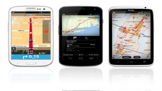 New version of TomTom App brings TomTom navigation to even more smartphones (Photo: Business Wire)