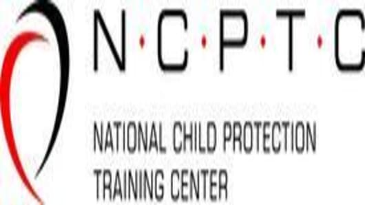 The National Child Protection Training Center logo