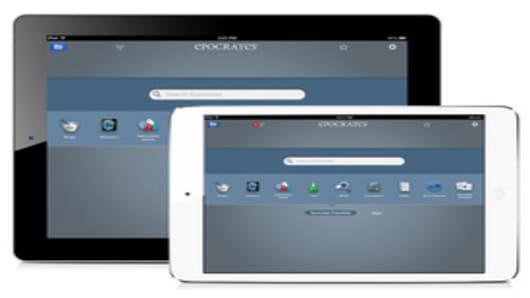 Epocrates iPad