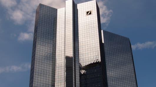 Deutsche Bank, Frankfurt