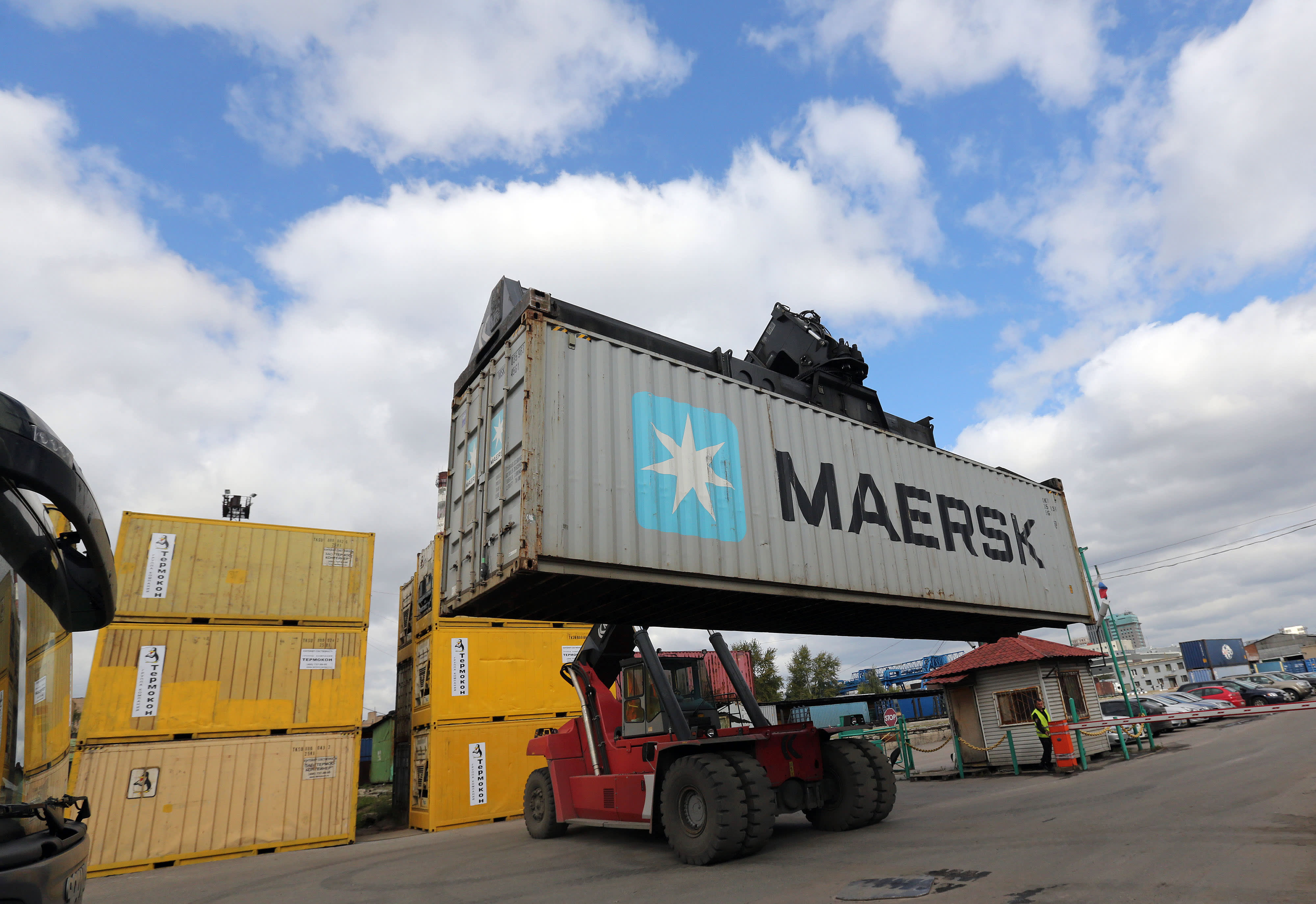 US Union Accuses Maersk of Spying on It