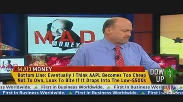 Cramer: Where is Apple Headed?
