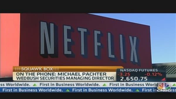 Netflix Wells Notice