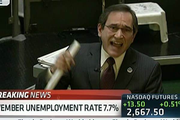 Santelli: 'They Love to Fib About Statistics'