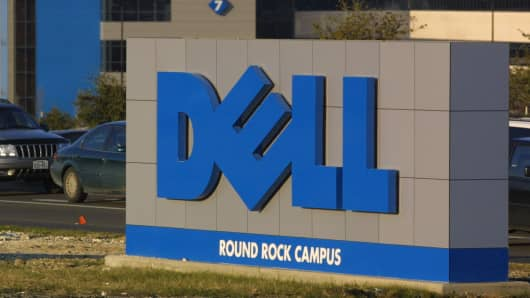 Dell Computer Corp in Austin, Texas.