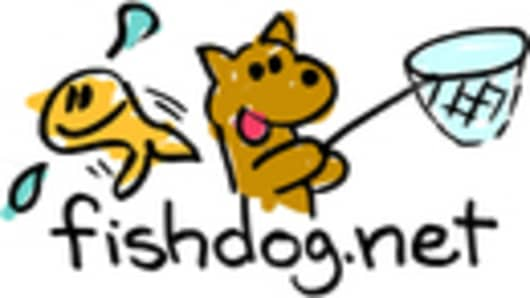 fishdog.net, LLC Logo