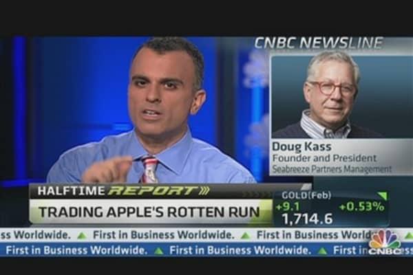 'Apple Has Become a Casino': Terranova