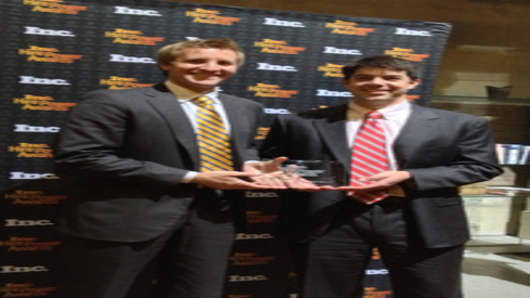 Bongo Co-Founders: Greg Sack and Craig Turnbull