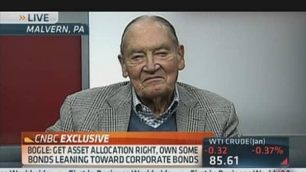 Jack Bogle's $2.2 Trillion Advice