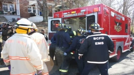BCFD EMS in the Trenches