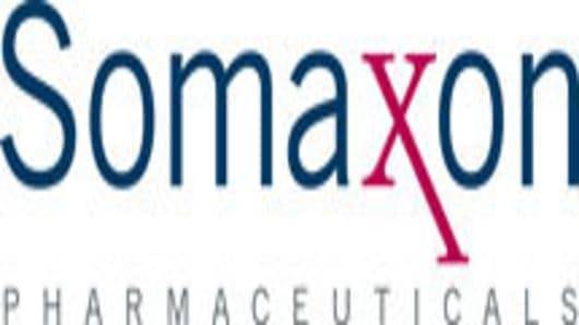 Somaxon Pharmaceuticals, Inc. Logo