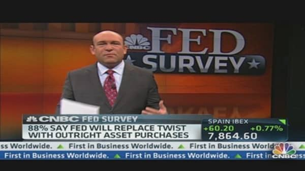 How Will the Fed Replace Operation Twist?