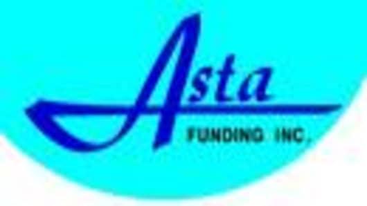 Asta Funding, Inc. Logo