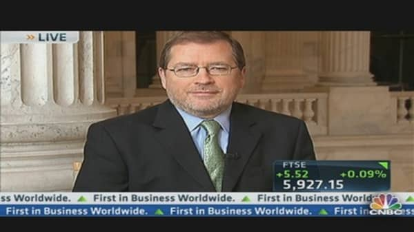 Norquist: Fiscal Cliff Is a Made-Up Deadline