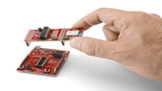 CC2530 AIR Module BoosterPack attach to MSP430LP