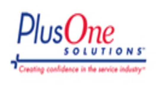 PlusOne Solutions Logo