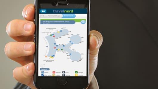 Travel Nerd App