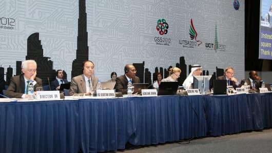 ITU Conference 2012, Dubai