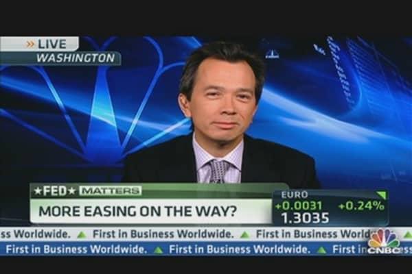 QE4 on the Horizon?