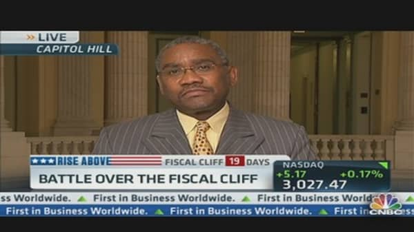 'Fiscal Cliff' Tug-of-War