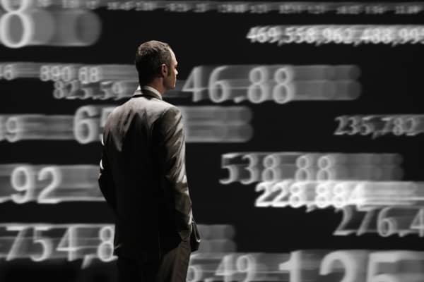 businessman stock numbers