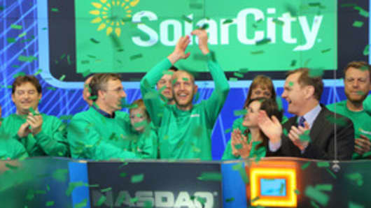 SolarCity Executives