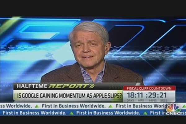 Apple TV is a Head Shake: Bibb