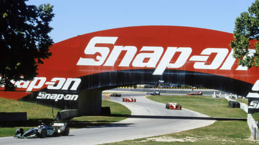 Snap-On road race