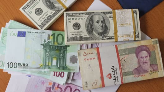 Image result for the-impact-of-gram-on-rial iran-devaluation