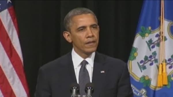 Pres. Obama: We Cannot Accept These Events as Routine