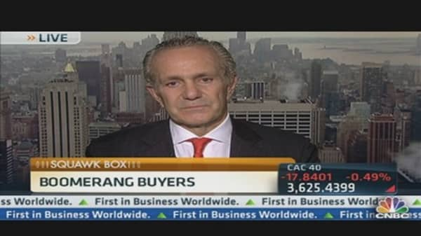 Boomerang Buyers Back: Hovnanian