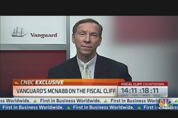 Vanguard CEO: Don't Underestimate Stocks!