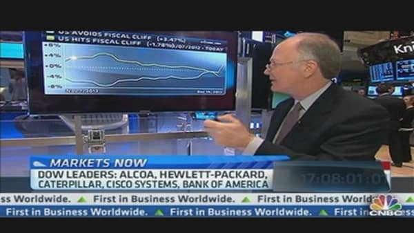 Markets Close: Get a Rally on a Deal?