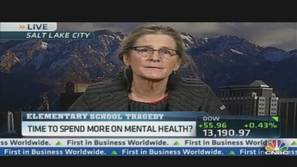 Wale-Up Call For Mental Health Care?