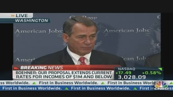 Boehner: Closer, But White House 'Not There Yet'