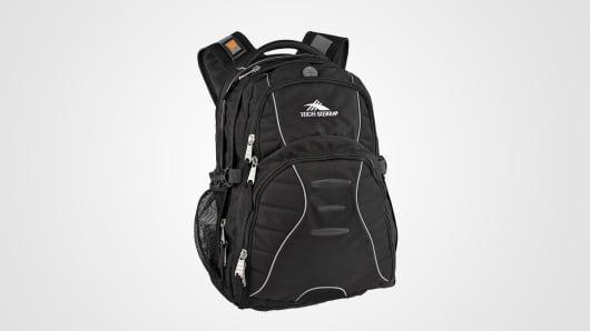 Bullet blocking backpack