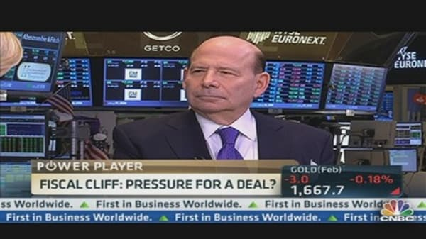 Fiscal Cliff: Pressure for a Deal?